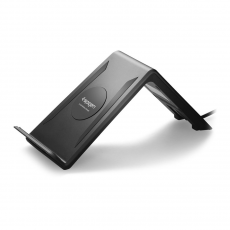 Беспроводное ЗУ SGP F300W для смартфона, черное, фото 1
