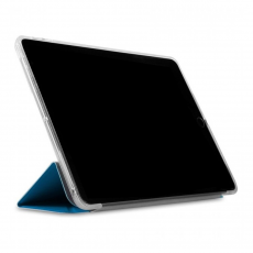 фото товара Чехол кожаный Baseus Simplism Y-Type для iPad Pro 10.5, синий, LTAPIPD-F15