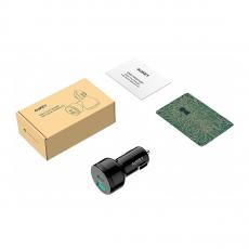 Автомобильное зарядное устройство Aukey USB-C Power Delivery 2.0, черный, фото 2