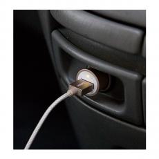 Автомобильное зарядное устройство Belkin Universal Car Charger, USB-A, 2.4A, золотой, фото 3