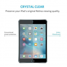 Защитное стекло Anker Premium Tempered Glass для iPad mini 4, прозрачный, фото 1