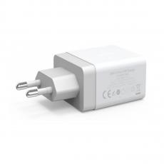 Сетевое зарядное устройство Anker PowerPort 2, белое, фото 2