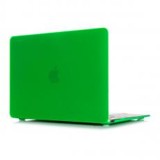 Чехол-накладка Novelty для Macbook 12, зеленая, фото 1