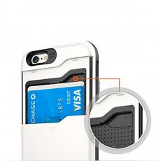 Чехол Spigen Slim Armor CS для iPhone 6 и 6S, белый, фото 2