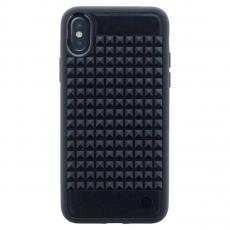 Чехол Uniq Cloute для iPhone X, черный, фото 1