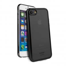 Чехол Uniq Glacier Frost для iPhone 7, черный матовый, фото 1