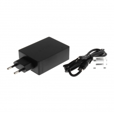 фото товара Сетевое зарядное устройство AUKEY Q3-Port 42W Quick Charge 3.0 Type C, черный, PA-Y4