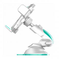 Автомобильный держатель Baseus Robot, белый, фото 2