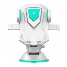 Автомобильный держатель Baseus Robot, белый, фото 1