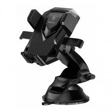 Автомобильный держатель Baseus Robot, черный, фото 1