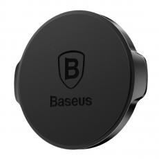 Автомобильный держатель Baseus Small Ear Series Magnetic, черный-фото