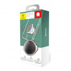 Автомобильный держатель Baseus Small Ear Series Magnetic Suction Bracket, красный, фото 3