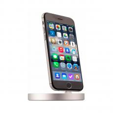 Док-станция COTEetCI Base 9 для iPhone, серебристый, фото 2