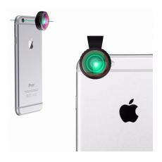 Объектив Aukey Optic Pro Super Wide Angle Lens для iPhone, широкоугольный, чёрный, фото 1