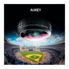 Объектив Aukey Optic Pro Super Wide Angle Lens для iPhone, широкоугольный, чёрный, фото 3