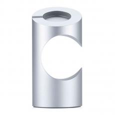 Подставка Just Mobile TimeStand for Apple Watch - Silver, фото 1