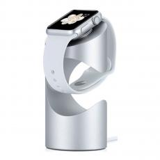 Подставка Just Mobile TimeStand for Apple Watch - Silver, фото 2
