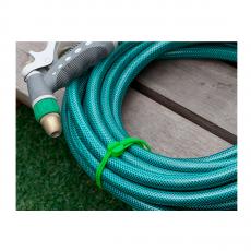Универсальные зажимы Bluelounge Pixi Large, 6 шт., зелёный / чёрный, фото 1