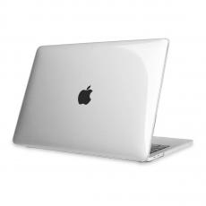 Чехол-накладка i-Blason для MacBook Pro 13 (A1706 / A1708), прозрачная глянцевая - фото