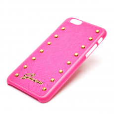 фото товара Чехол Guess для iPhone 6 Studded Hard Pink GUHCP6SAP