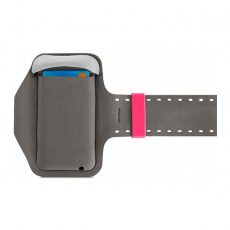 фото товара Чехол Belkin F8W499BTC01 Slim-Fit Plus Armband на руку для iPhone 6. Розовый