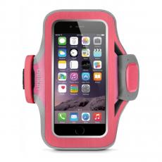 Спортивный чехол для iPhone 6/6s Belkin Slim-fit Plus Armband, розовый, фото 1