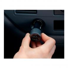Автомобильное зарядное устройство Belkin Dual USB Charger, черный, фото 2
