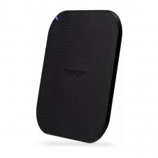 Беспроводное зарядное устройство Spigen Essential F302W, 5 Вт, черное, фото 1
