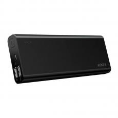 Внешний аккумулятор Aukey 20100 мАч, черный-фото