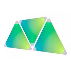 Дополнительные светодиодные панели для светильника Nanoleaf Aurora, белые-фото