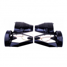 Корпус для гироскутера Novelty Electronics L1-A, черный, фото 2