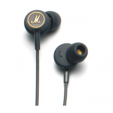 Проводные наушники Marshall Mode EQ, черный, фото 1