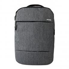 "Рюкзак Incase City Collection Compact Backpack для MacBook Pro 17"", серый-фото"