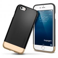 Чехол Spigen Style Armor Series для iPhone 6 и 6S, чёрный, фото 1
