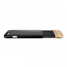 Чехол Spigen Style Armor Series для iPhone 6 и 6S, чёрный, фото 2