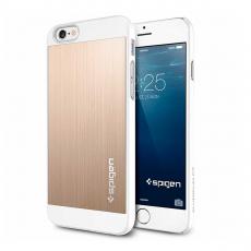Фото чехла Spigen Aluminum Fit для iPhone 6 и 6S