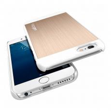 """Чехол Spigen Aluminum Fit для iPhone 6 и 6S, """"шампань"""", фото 1"""