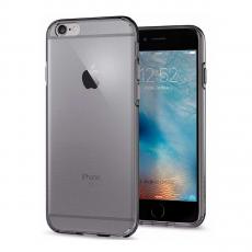 Чехол Spigen Liquid Crystal для iPhone 6 и 6S, дымный кристалл, фото 3