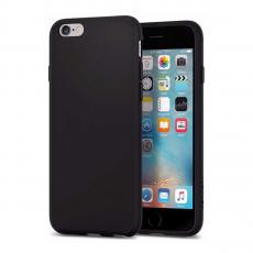 Чехол Spigen Liquid Crystal для iPhone 6 и 6S, матово-черный, фото 2