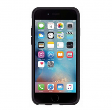 Чехол Spigen Liquid Crystal для iPhone 6 и 6S, матово-черный, фото 3
