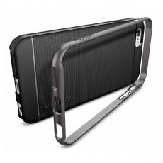 Чехол Spigen Neo Hybrid Series для iPhone 6 и 6S, стальной, фото 3