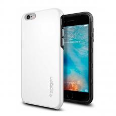 Чехол Spigen Thin Fit Hybrid для iPhone 6S/6, белый, фото 1