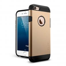 Чехол Spigen Tough Armor для iPhone 6 и 6S, шампанское золото, фото 3