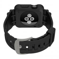 фото товара Чехол защитный Simpeak для Apple Watch 42mm Series 1/2, черный