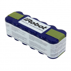 Аккумуляторная батарея iRobot Roomba Extended Life Battery, синяя-фото