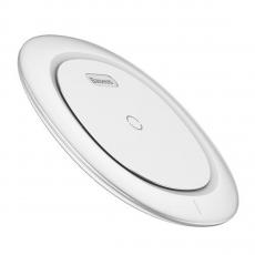 Беспроводное зарядное устройство Baseus UFO, белое, фото 1