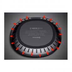 Беспроводное зарядное устройство Baseus UFO, черное, фото 2