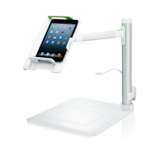 Док-станция Belkin Tablet Stage Stand + App для iPad, белая, фото 1