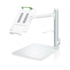 Док-станция Belkin Tablet Stage Stand + App для iPad, белая, фото 2