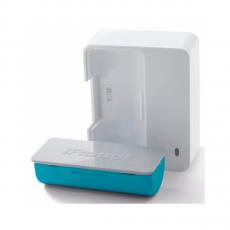 Зарядное устройство и аккумуляторная батарея iRobot для пылесоса Braava Jet, белые-фото
